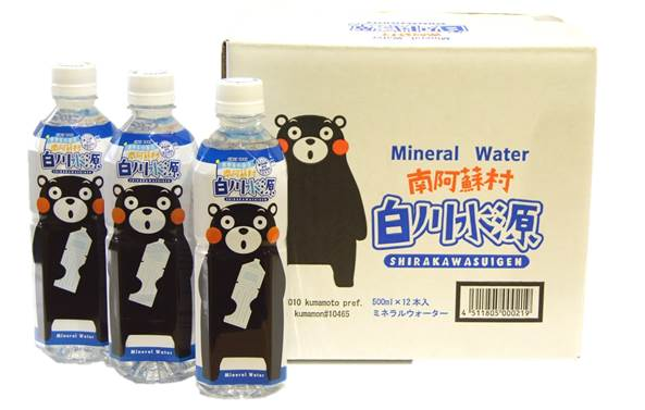 kumamon-label500ml×12