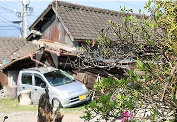 熊本震災後の南阿蘇について